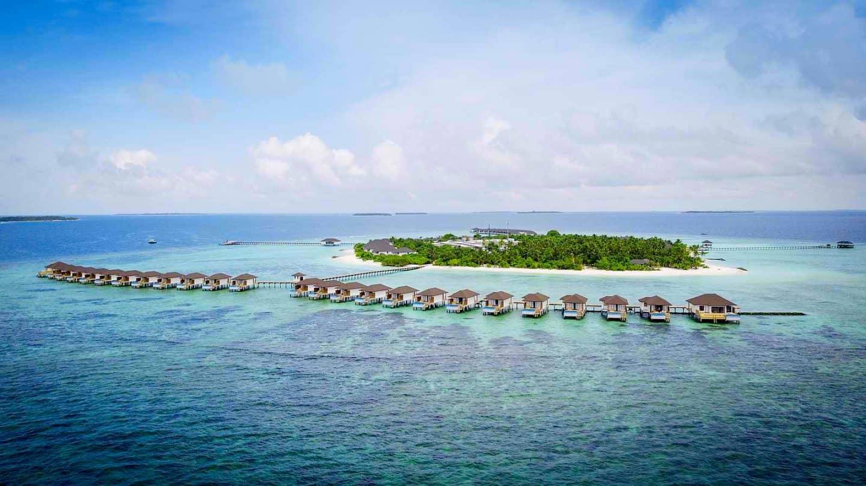 Malediven Robinson Club Noonu Insel total