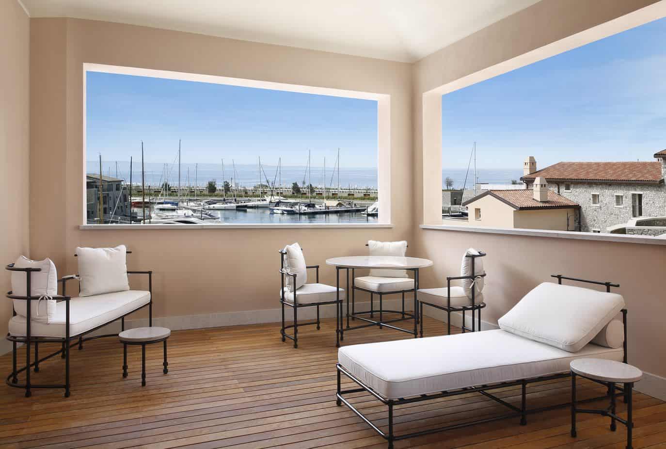 Aussicht Terrasse (c) Jonathan Ricciolini