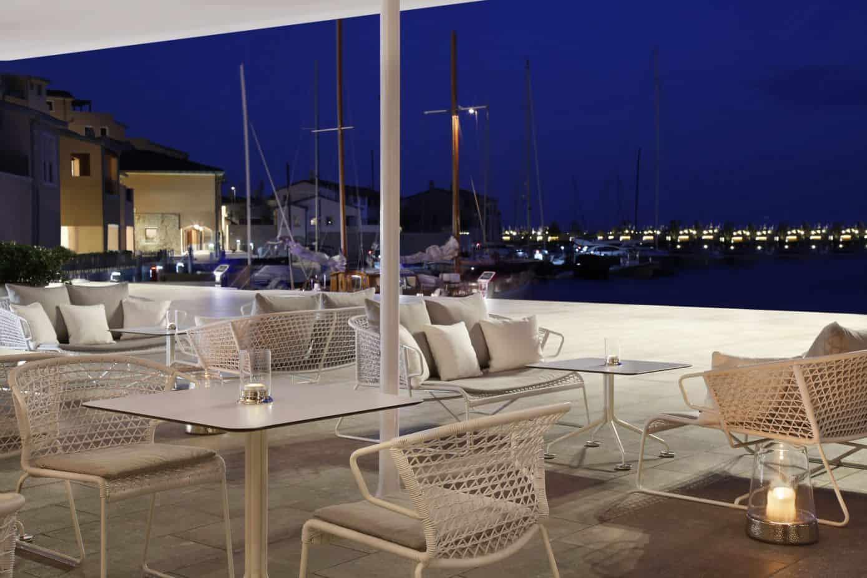 Hafen bei Nacht (c) Jonathan Ricciolini