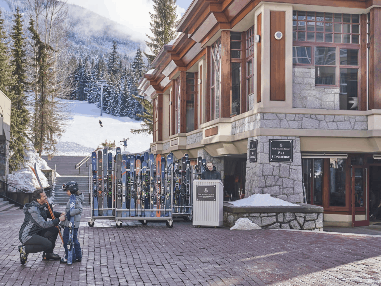 Seasons Whistler-Concierge