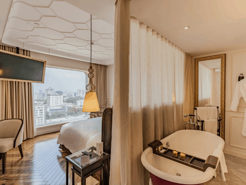Hotel des Arts Saigon MGallery Collection-3