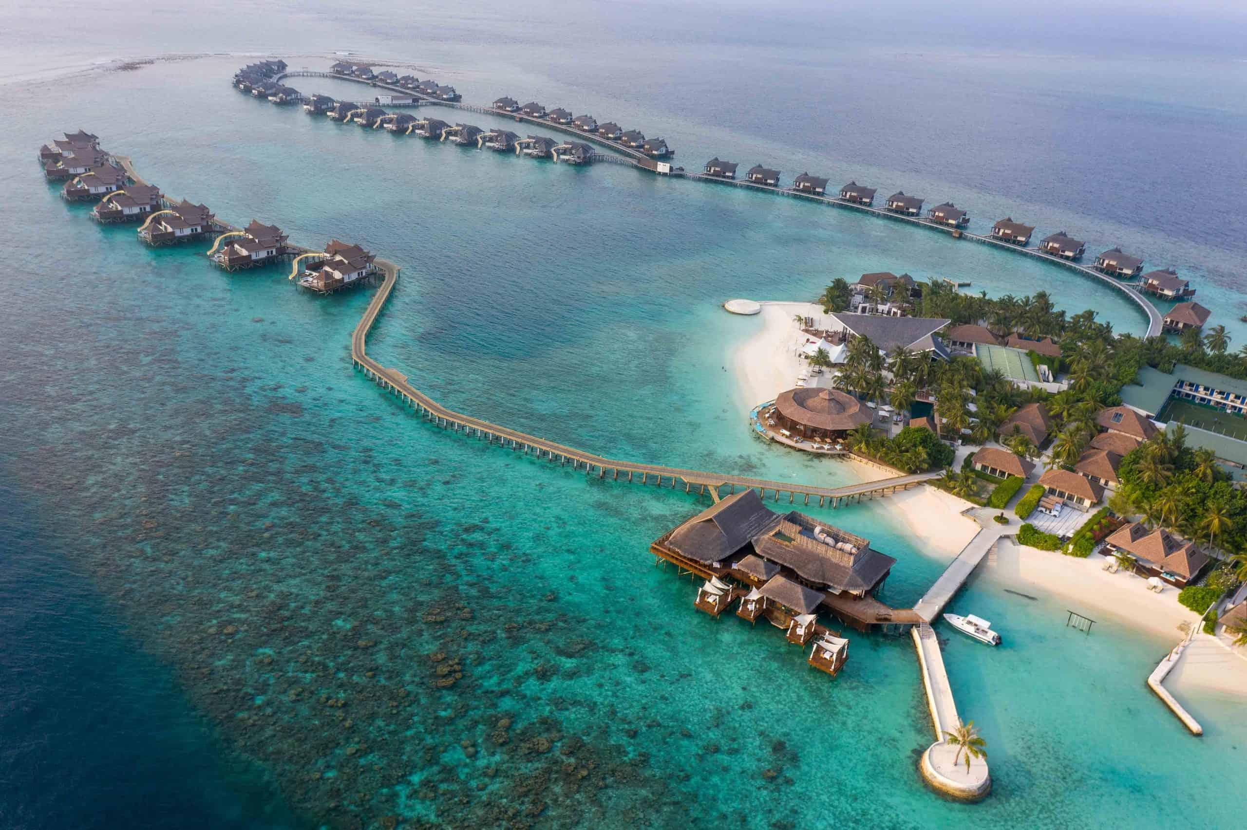 Ozen Reserve Bolifushi Malediven Overview